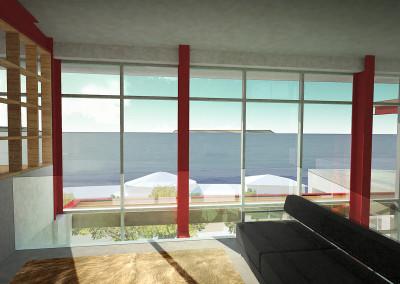 Latigo Malibu Family Room