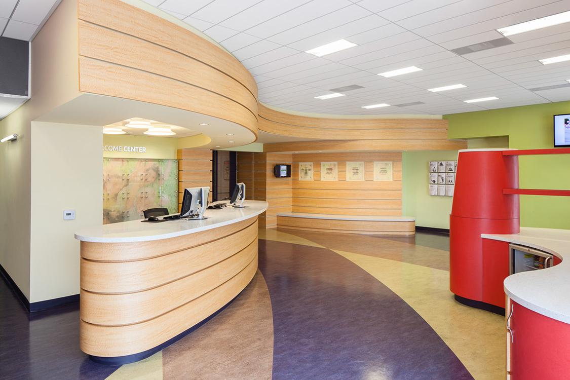 Westchester YMCA Welcome Center | Westchester, CA