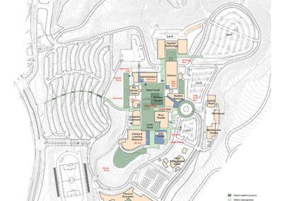 Campus Community Spaces