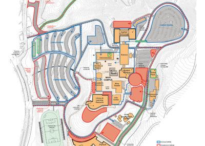 Phasing Plan 2008