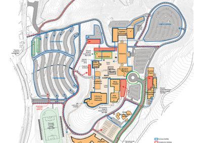 Phasing Plan 2010
