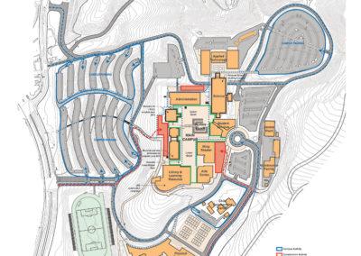 Phasing Plan 2012