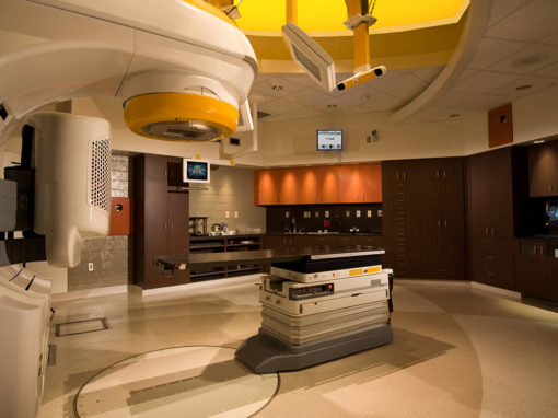 Department of Veterans Affairs, West Los Angeles Medical Center | Linear Accelerator Suite