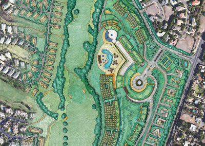 Wailea Village site plan
