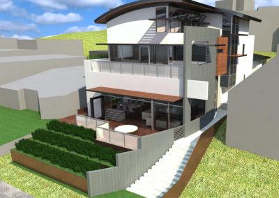Playa residence